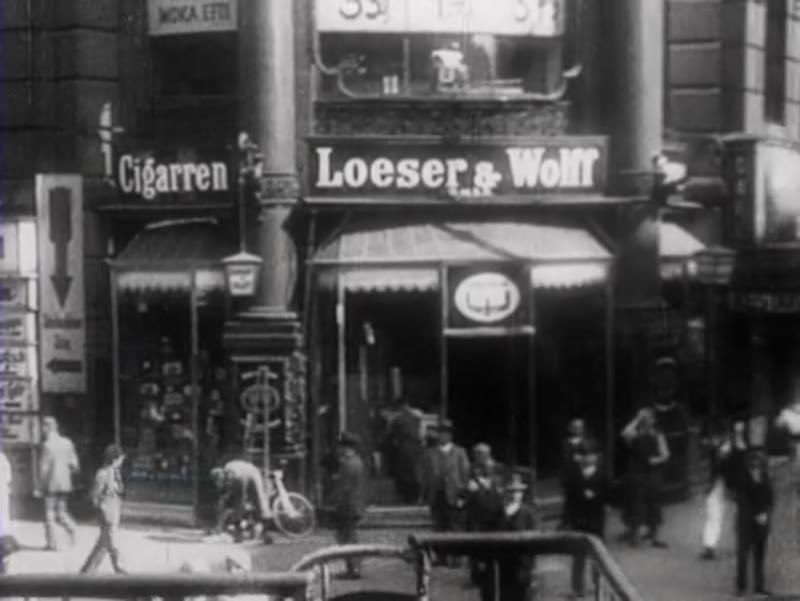 Berlin in the years before World War II