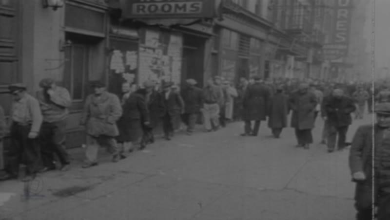 Wall Street, 1931