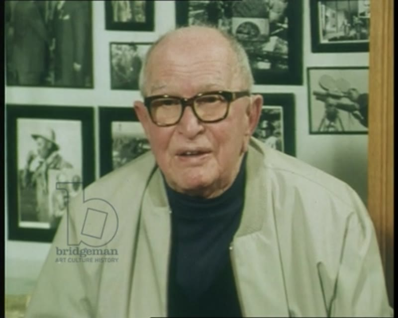 They Made News, part 2 - Interview with French WW2 cameraman Georges Mejat