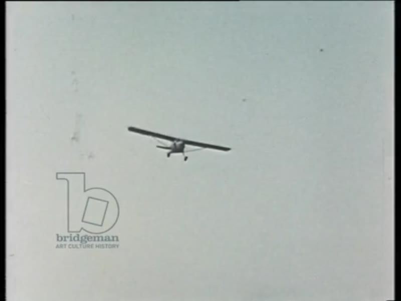 Farnborough Airshow - the Lightening fighter jet 1