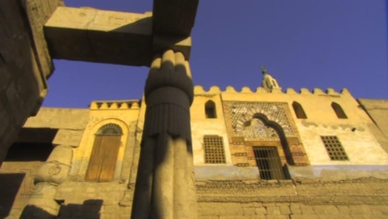 Mosque of Abu Haggag, Luxor