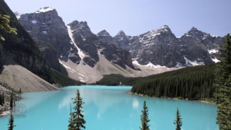 Moraine Lake, Banff National Park 1/9