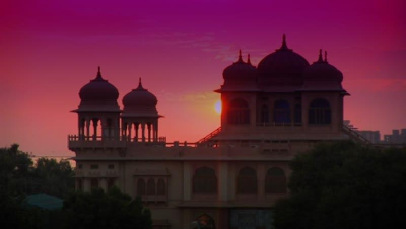 Mohatta Palace, Karachi - Part 3. 1