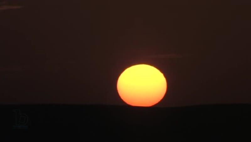 Sunrise timelapse