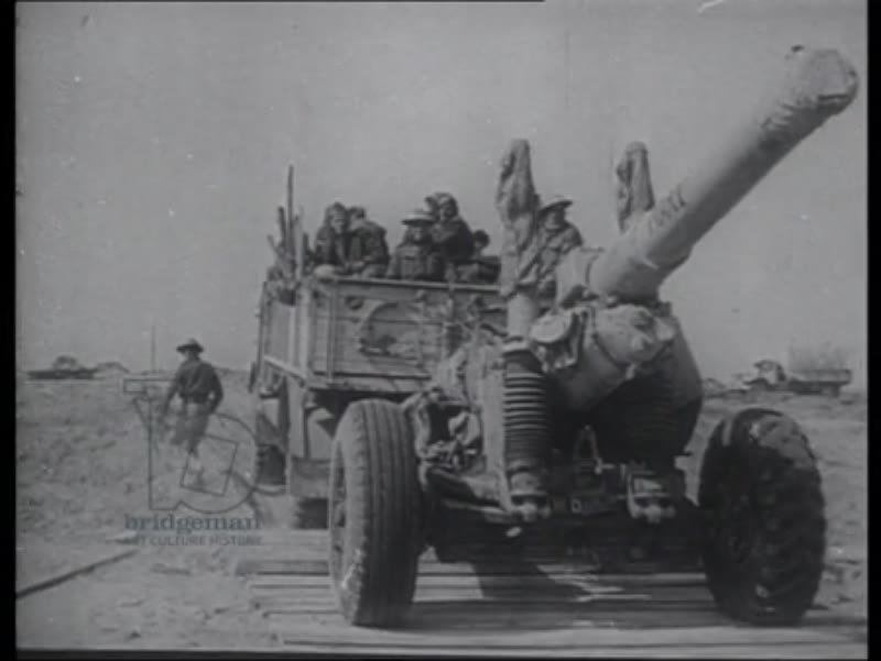 Battle for Tunisia, 1943