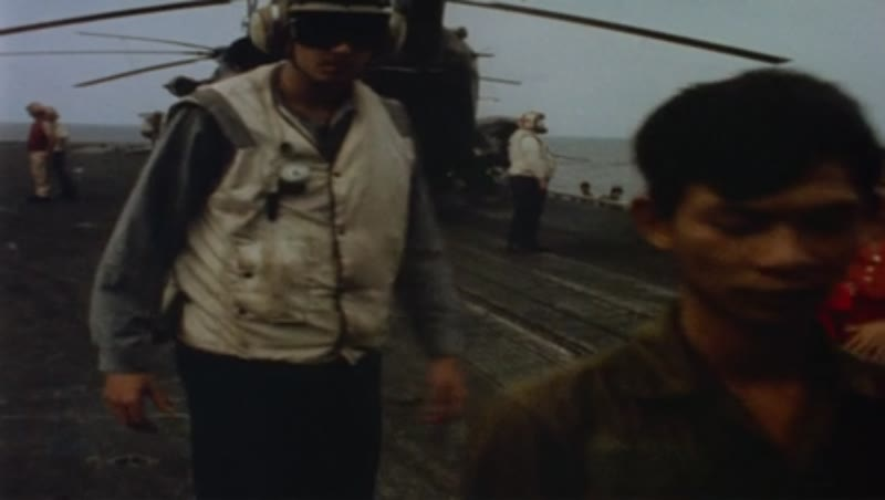 Vietnam 1975 –  Operation Frequent Wind, Saigon Evacuation