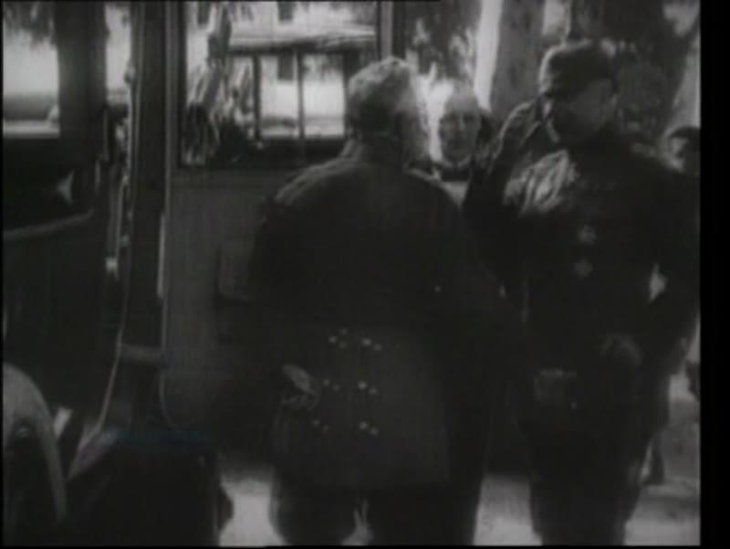 Kaiser Wilhelm with Paul von Hindenburg, 1916