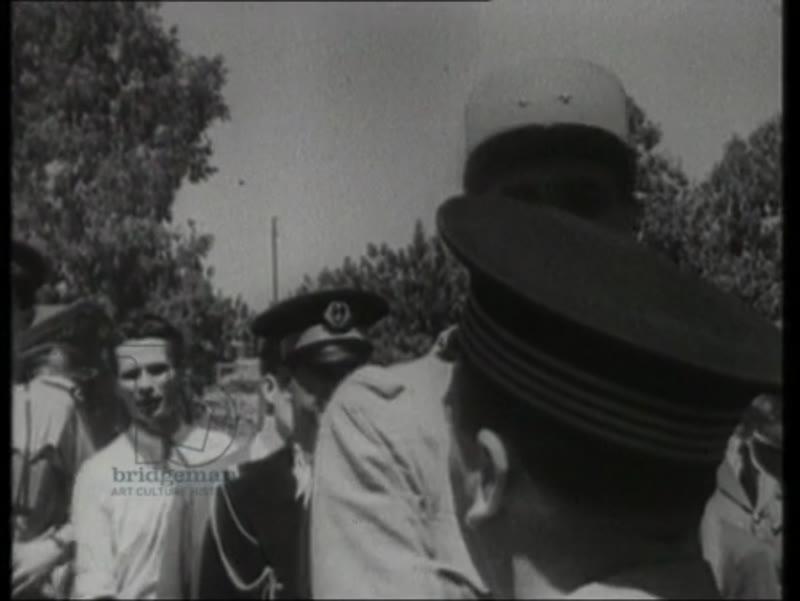 The Casablanca Conference, 1943