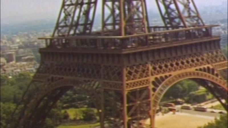 Bridgeman Footage; 125yrs of the Eiffel Tower